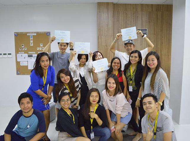 フィリピンの公的機関が許可信用力ある政府認定校